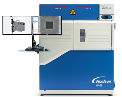 Nordson Dage Quadra 7 x-ray inspection system
